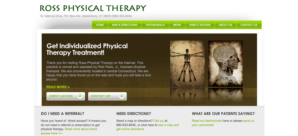 Ross Physical Therapy