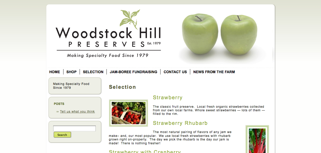 Woodstock Hill Preserves