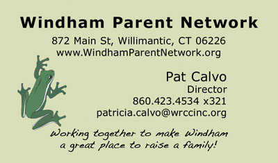 Pat's card