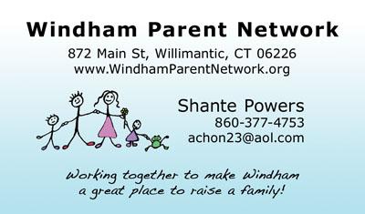 Shante's Card