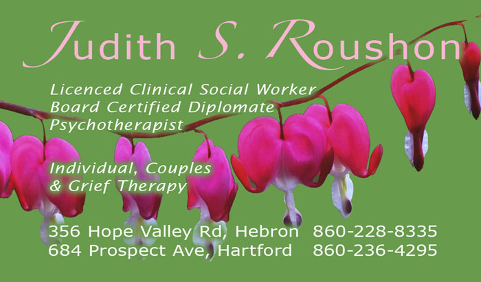 Business Card for Therapist