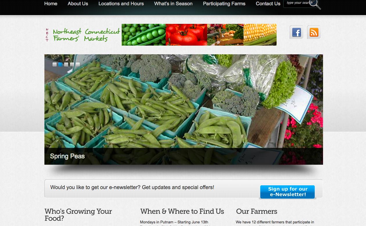 NECT Farmers Markets