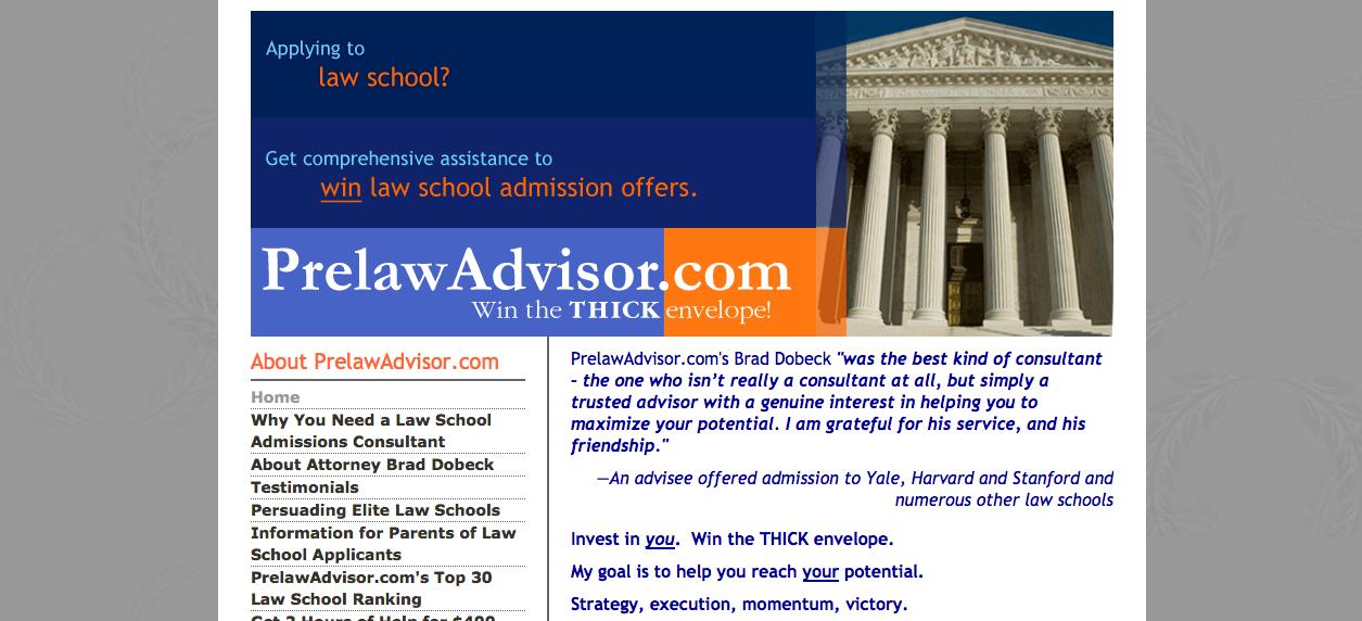 Prelaw Advisor